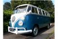 VW 13 Window Deluxe Microbus..Walk Through...Original Survivor.