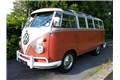 VW 23 Window Deluxe Samba... 1960.... Original Survivor.