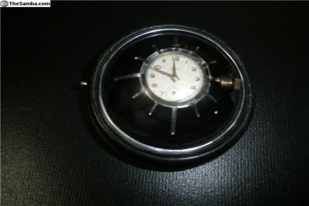Kunika Anker 8 day VW -clock-h