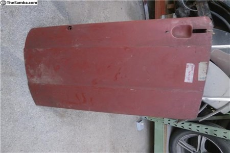 Type 3- NOS Brasilia door
