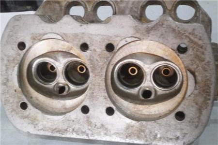 NOS VW single port cylinder head bug type 3 ghia