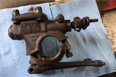 Steering Box and Pitman Arm