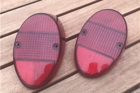 US spec red tail light lenses