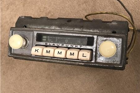 Blaupunkt Oval Beetle Radio