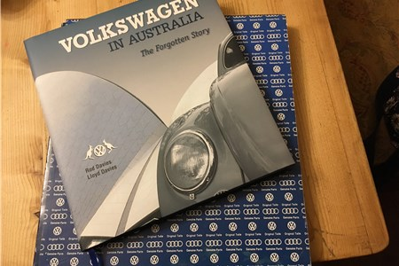 Volkswagen in Australia, The Forgotten Story, Hardback Book