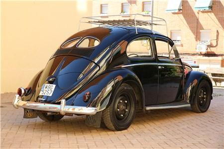 Beautiful VW Zitter 1953