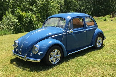 VW Beetle - Oval Window - Runs/Drives excellent