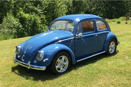 VW Beetle - Oval Window - Runs/Drives excellent