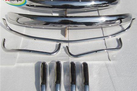 Volkswagen Beetle USA style bumper (1955-1972) stainless steel