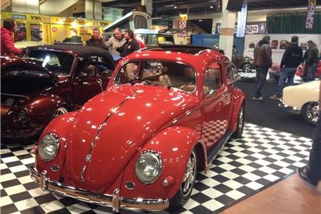 1954 R.H.D oval callook goldie ragtop for sale