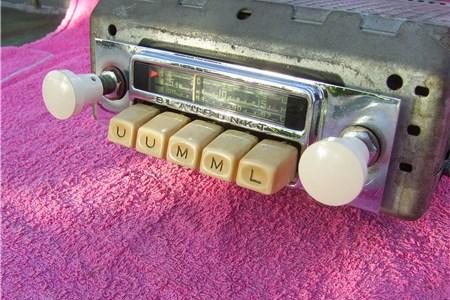 1959/60 Blaupunkt Frankfurt TR Radio
