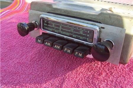 1961/62 Blaupunkt Frankfurt TR de Luxe US Radio