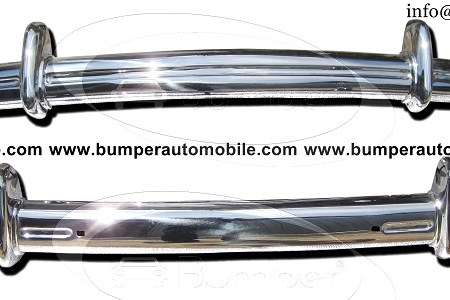 VW Beetle Split bumper (1930–1956) by stainless steel