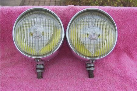 Marchal 670/680/690 Hooded Fog Lights