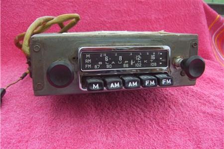 FS: 1964/65 Blaupunkt Frankfurt US Radio
