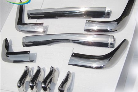 Volkswagen Type 34 bumper (1962-1969) by stainless steel