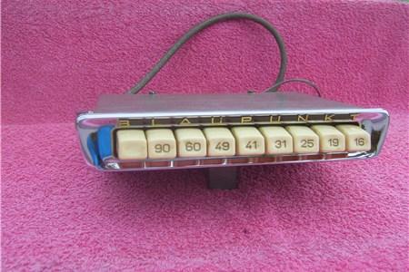 FS: Very Rare Blaupunkt Shortwave Adapter KV810
